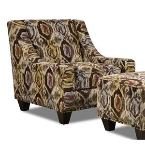 Corinthian 44A Bodega Accent Chair