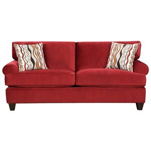 Corinthian 47B0  Sleeper Sofa