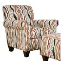 Corinthian 47A0 and 47B0 Specialty Chair - Item Number: AC847A