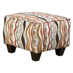 Corinthian 47A0 and 47B0 Specialty Ottoman