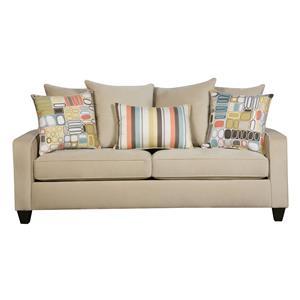 Corinthian 49B0 Sofa