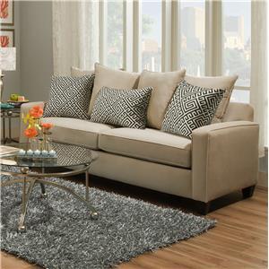 Corinthian 49D0 Sofa