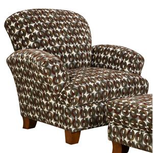Corinthian 5460 Accent Chair