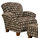 Corinthian 5460 Accent Chair - Item Number: AC953