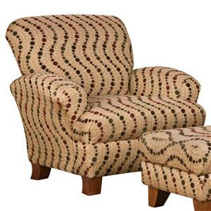 Corinthian 5400  Accent Chair