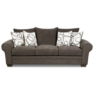Corinthian 5480 Sleeper Sofa