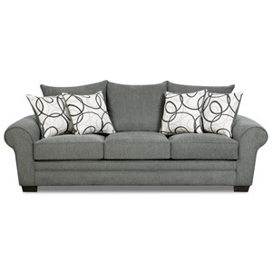 Corinthian 5490 Sleeper Sofa