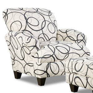 Corinthian 5480 Specialty Accent Chair