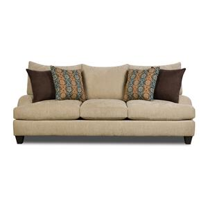 Corinthian 5510  Sofa
