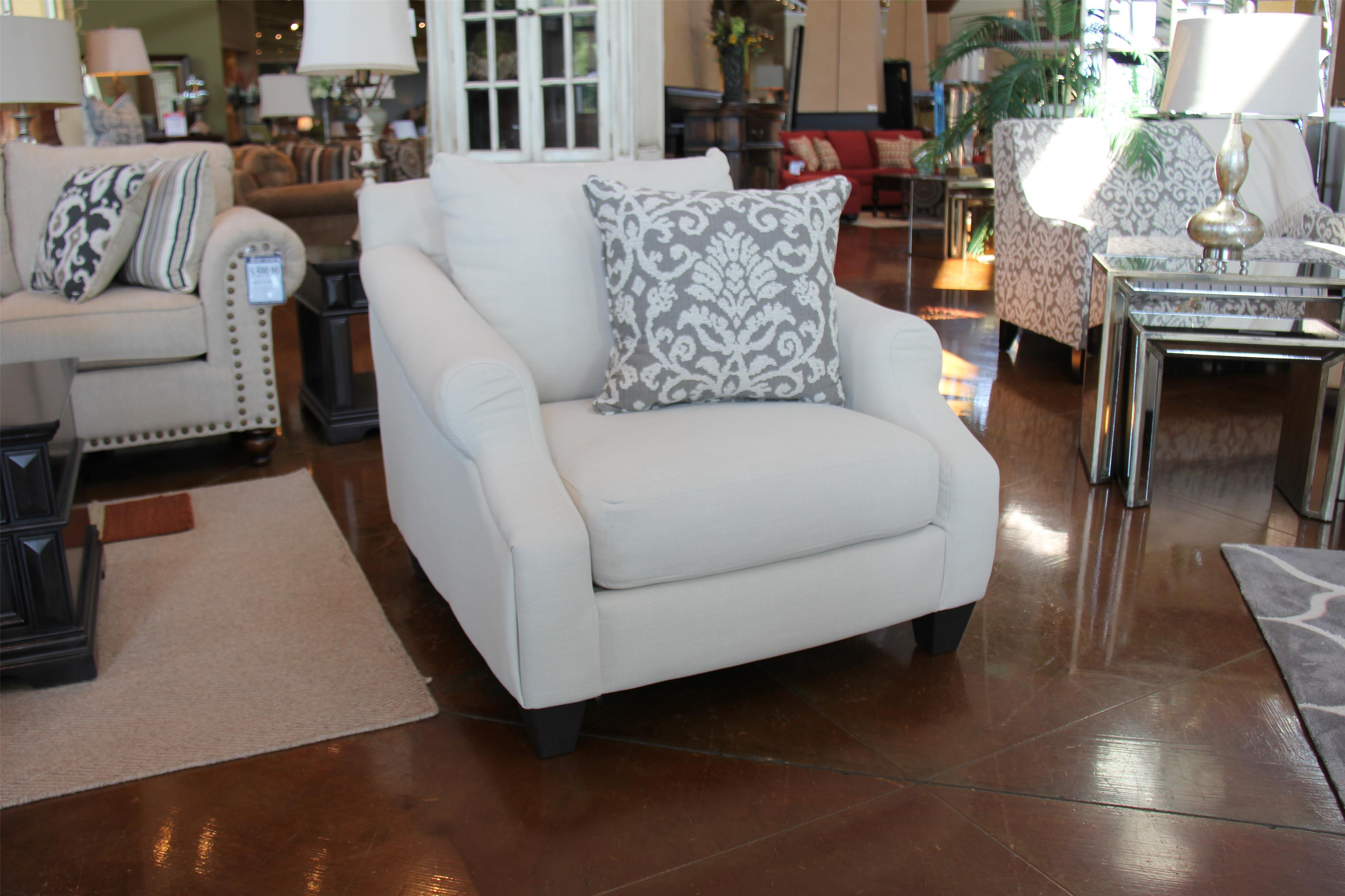 Corinthian 56A0 Lavish Cream Chair - Item Number: 56A1