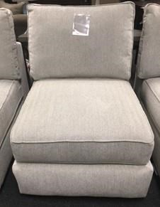 Corinthian 5900 Armless Chair - Item Number: 5901na
