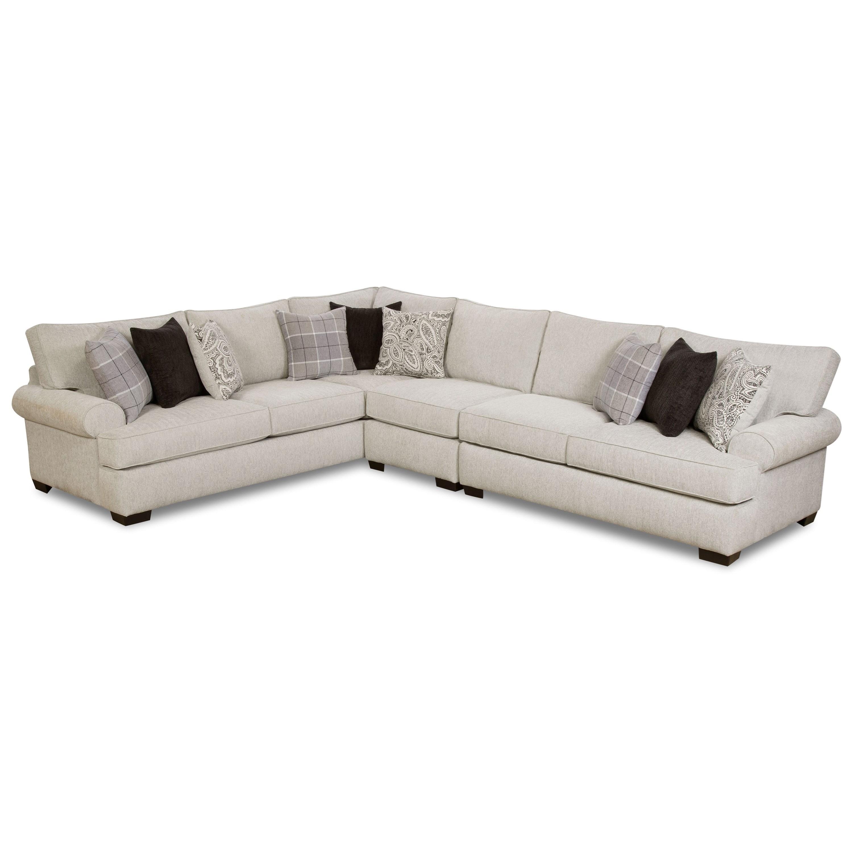 5-Seat Sectional Sofa