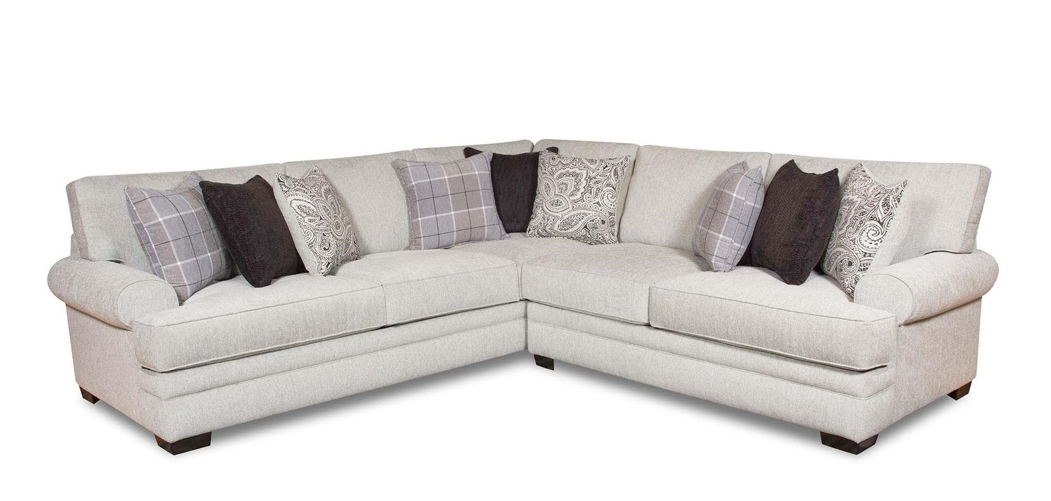 Corinthian 5900 2 Piece Sectional - Item Number 5903LC+5902RF GRIFFIN MENSWEAR  sc 1 st  Miskelly Furniture : corinthian furniture sectional - Sectionals, Sofas & Couches