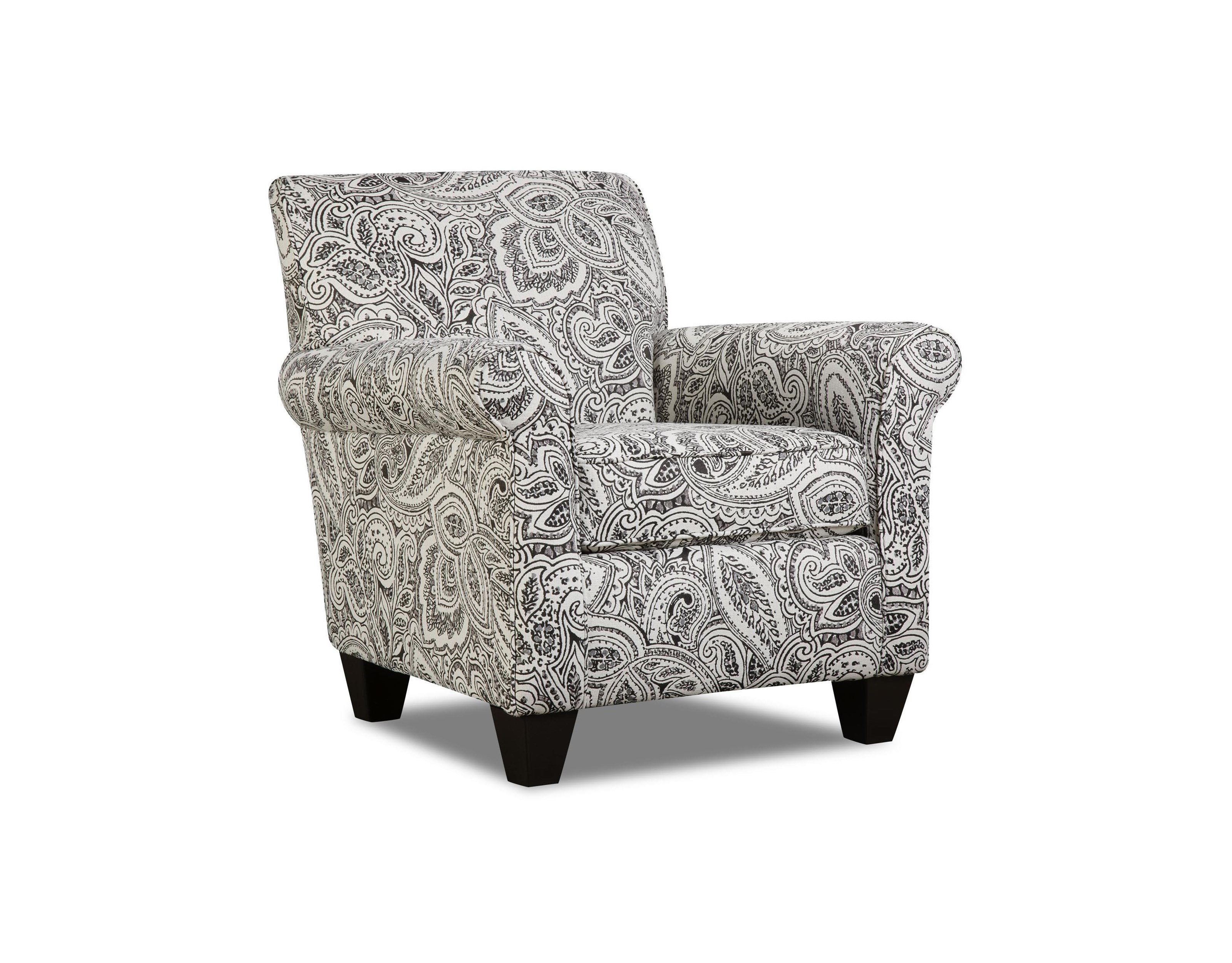 Corinthian Griffin Coronado Accent Chair - Item Number: AC859