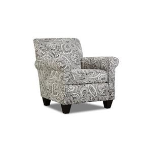 Corinthian Griffin Coronado Accent Chair