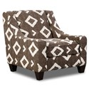 Corinthian Paradigm Silt Accent Chair - Item Number: AC2061