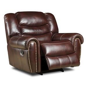 Corinthian 655 Motion Group Power Recliner