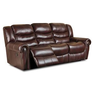 Corinthian 655 Motion Group Power Recline Sofa