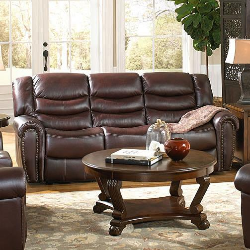 Corinthian 655 Motion Group Recline Sofa - Item Number: 65502-30-Sali-Burg
