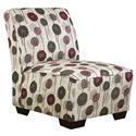 Corinthian 6600 Armless Chair - Item Number: 166SL