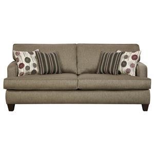Corinthian 6600 Sofa