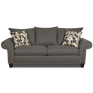 Corinthian 66D0 Sofa