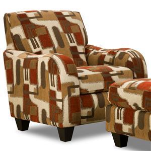 Corinthian 65A0 Accent Chair