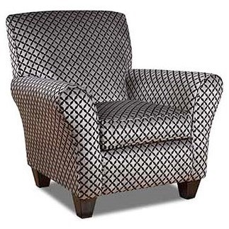 66J0 Accent Chair by Corinthian at Standard Furniture