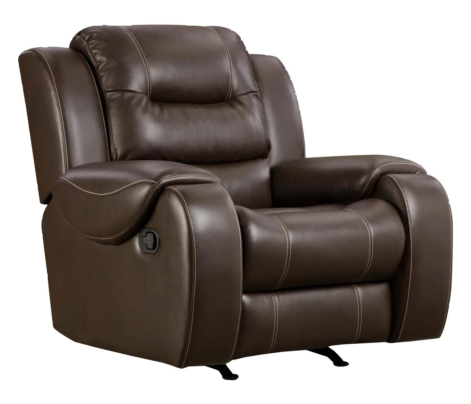 Corinthian Madison Rocker Recliner - Item Number: 71401-10-Made-Out