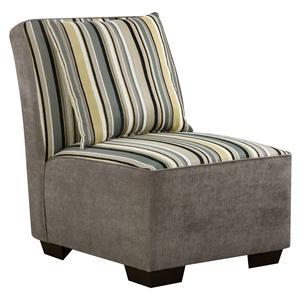 Corinthian 7810 Slipper Chair