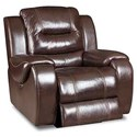 Corinthian 81401 Glider Recliner - Item Number: 81401-10G-MADE-OUT