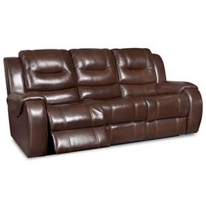 Corinthian 81401 Reclining Sofa