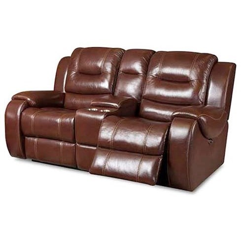 Corinthian 81401 Reclining Loveseat - Item Number: 81401-40-MADE-OUT