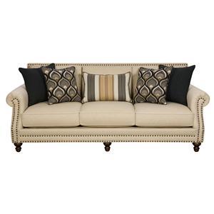 Corinthian 84A0 Oatfield Sofa