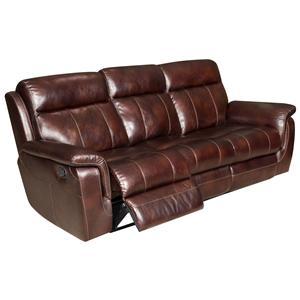 Corinthian Baxter Reclining Sofa