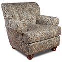 Corinthian 9000 Accent Chair - Item Number: AC1090