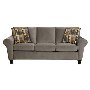 90A Queen Size Sleeper Sofa by Corinthian
