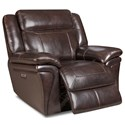 Corinthian L95001 Power Headrest Recliner - Item Number: L95001-19HR-Made-Out-Athens