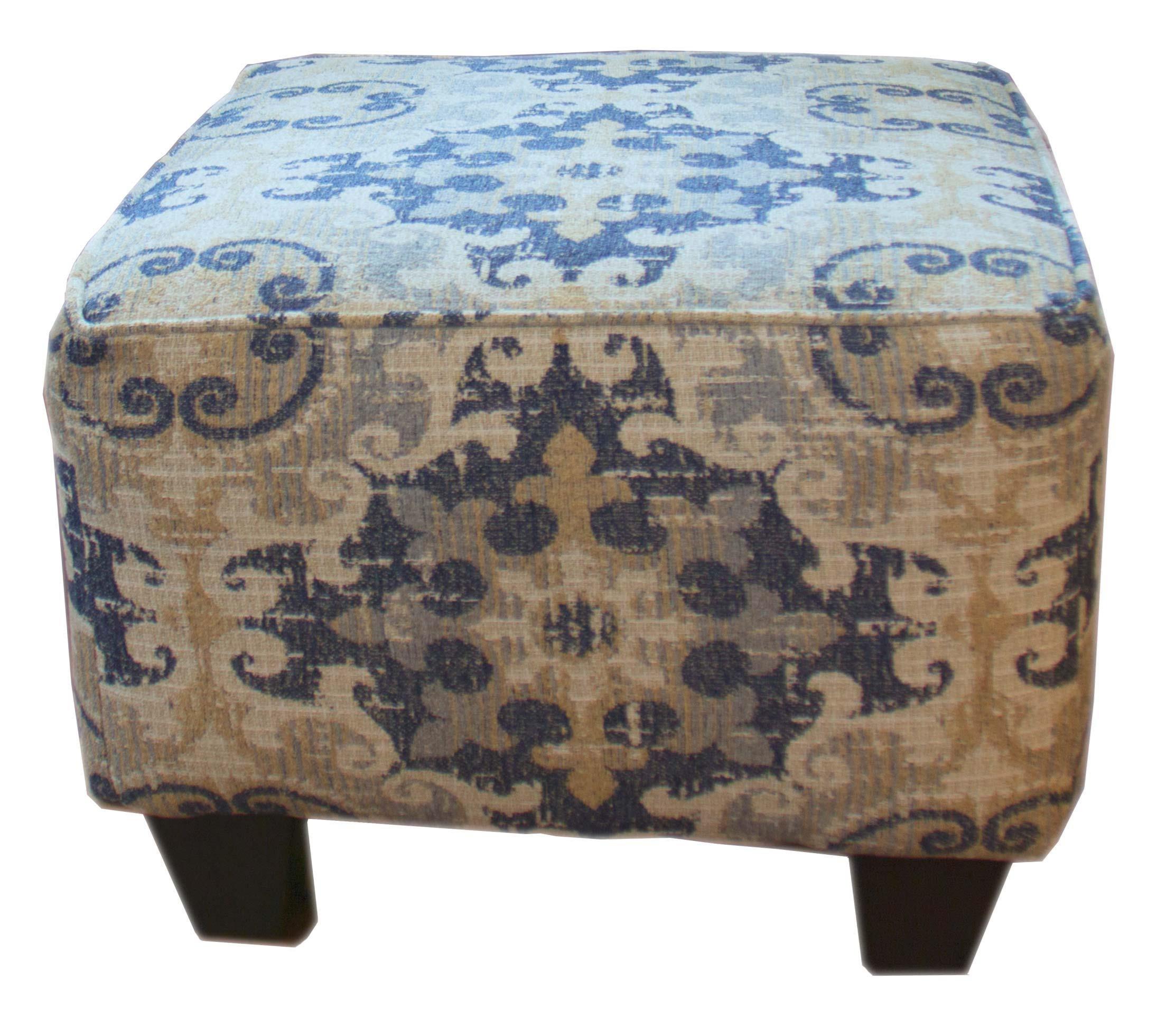 Corinthian Lilou Ottoman - Item Number: 97C6