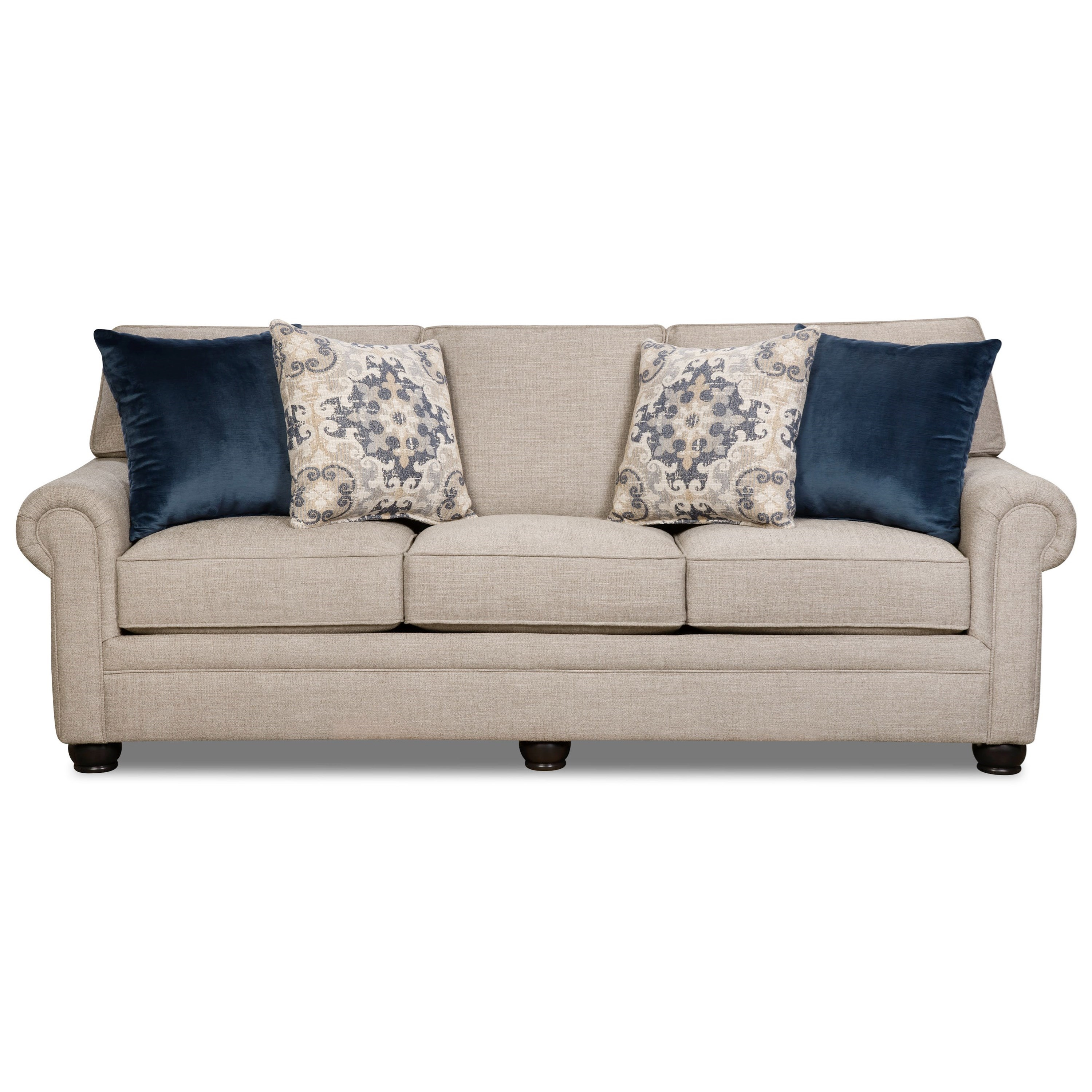 97C0 Sofa by Corinthian at Standard Furniture