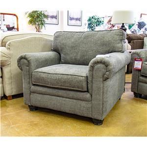 Corinthian Lilou Shadow Chair