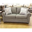 Corinthian Lilou Shadow Loveseat - Item Number: 97D2