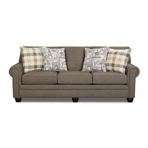 Corinthian Lilou Shadow Sleeper Sofa