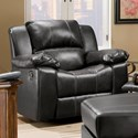 Corinthian Brady Collection Swivel Glider Recliner - Item Number: 98204-15