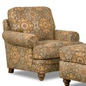 Corinthian 9870 Specialty Chair - Item Number: AC1297