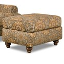 Corinthian 9870 Specialty Ottoman - Item Number: AO1297