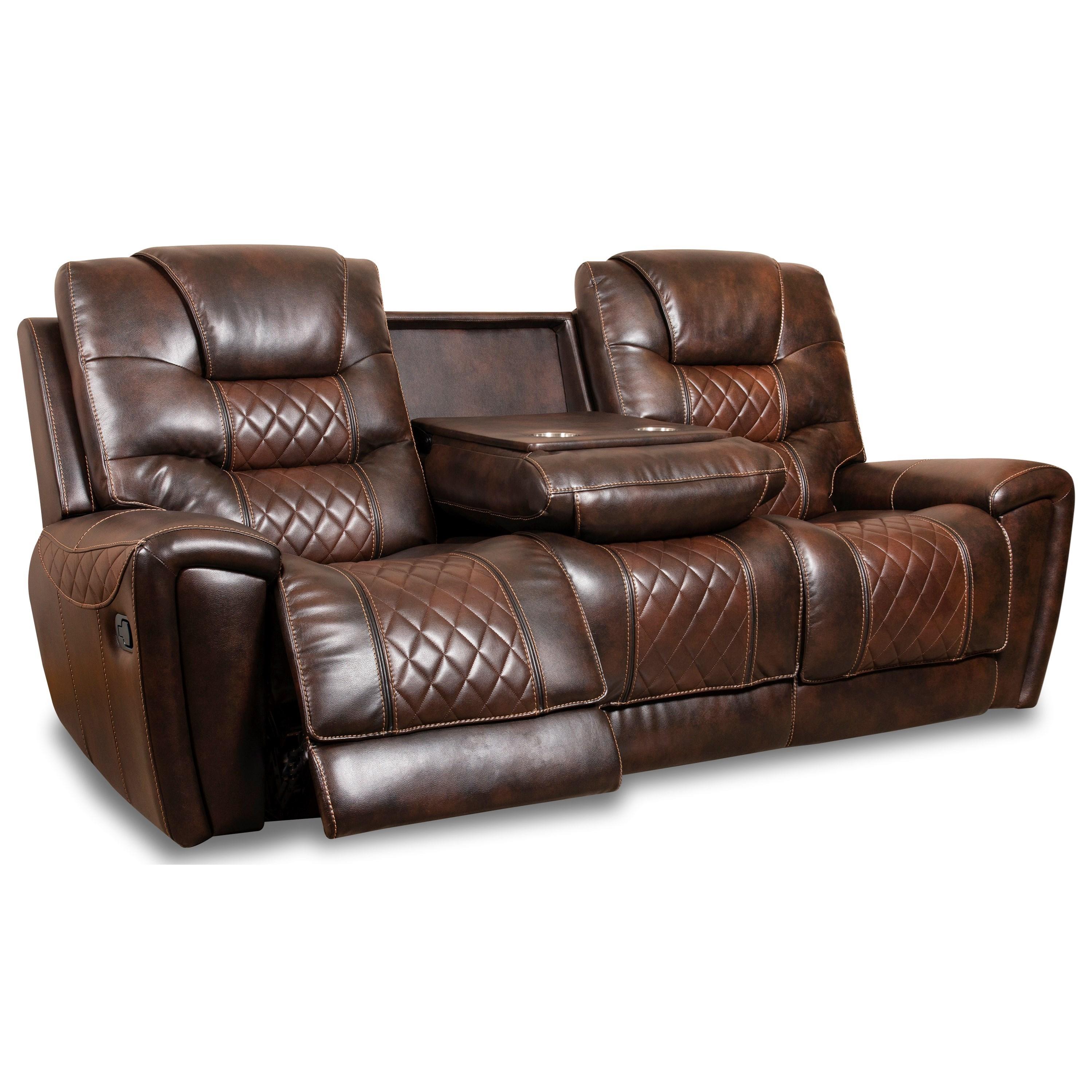 98701 Reclining Sofa at Virginia Furniture Market