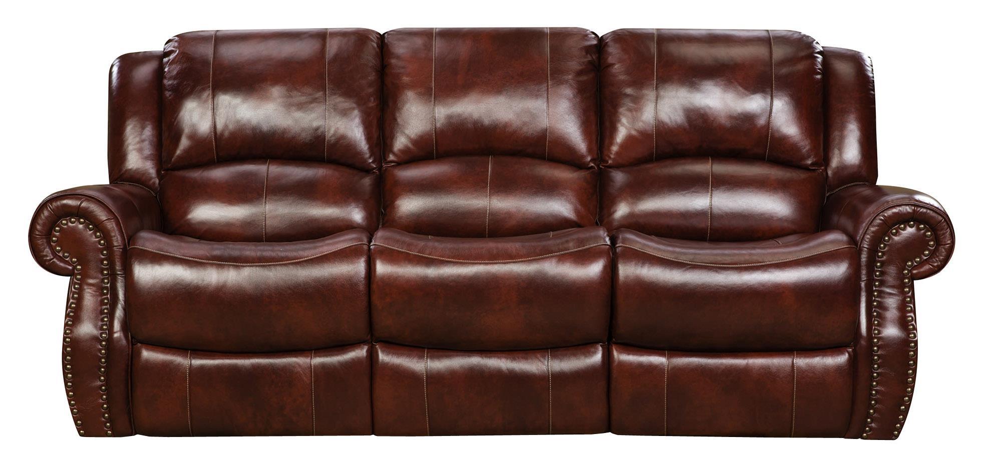 Corinthian Alexander Reclining Sofa - Item Number: 99901-30