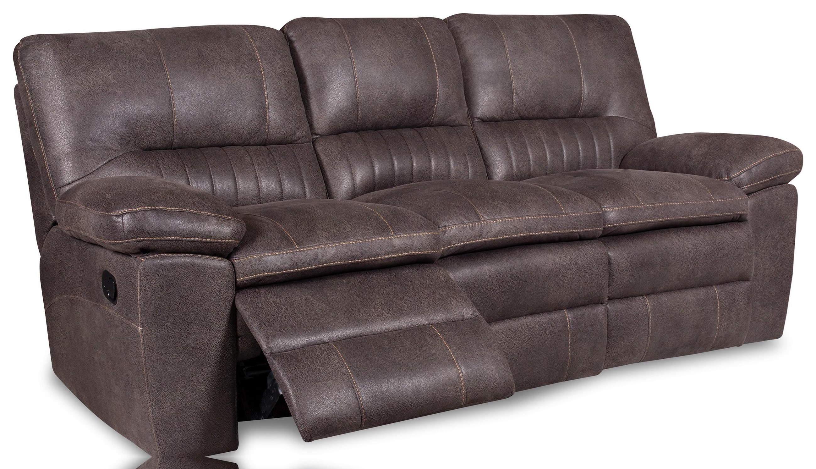 Amherst Reclining Sofa at Virginia Furniture Market