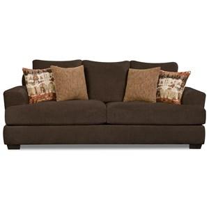 Corinthian 35B0 Stationary Sofa